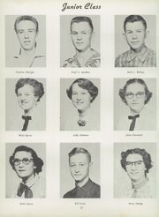 Page 16, 1955 Edition, Patoka High School - Wrens Yearbook (Patoka, IN) online yearbook collection