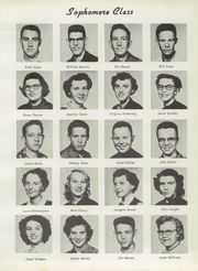 Page 17, 1955 Edition, Patoka High School - Wrens Yearbook (Patoka, IN) online yearbook collection