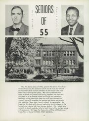Page 8, 1955 Edition, Patoka High School - Wrens Yearbook (Patoka, IN) online yearbook collection
