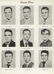 Page 9, 1955 Edition, Patoka High School - Wrens Yearbook (Patoka, IN) online yearbook collection