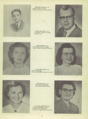 Page 11, 1951 Edition, Harrisburg High School - Green Years Yearbook (Harrisburg, IN) online yearbook collection