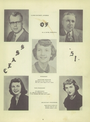 Page 13, 1951 Edition, Harrisburg High School - Green Years Yearbook (Harrisburg, IN) online yearbook collection