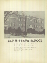 Page 8, 1951 Edition, Harrisburg High School - Green Years Yearbook (Harrisburg, IN) online yearbook collection