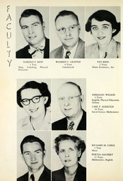 Page 10, 1953 Edition, Somerset High School - Shamrock Yearbook (Somerset, IN) online yearbook collection