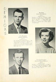 Page 14, 1953 Edition, Somerset High School - Shamrock Yearbook (Somerset, IN) online yearbook collection