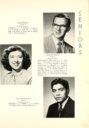Page 15, 1953 Edition, Somerset High School - Shamrock Yearbook (Somerset, IN) online yearbook collection