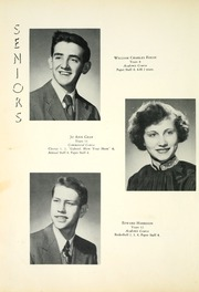 Page 16, 1953 Edition, Somerset High School - Shamrock Yearbook (Somerset, IN) online yearbook collection