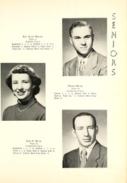 Page 17, 1953 Edition, Somerset High School - Shamrock Yearbook (Somerset, IN) online yearbook collection