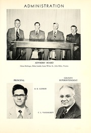 Page 9, 1953 Edition, Somerset High School - Shamrock Yearbook (Somerset, IN) online yearbook collection