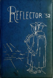 Union Center High School - Reflector Yearbook (Wells County, IN) online yearbook collection, 1952 Edition, Page 1