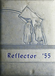 1955 Edition, Union Center High School - Reflector Yearbook (Wells County, IN)