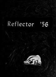 1956 Edition, Union Center High School - Reflector Yearbook (Wells County, IN)