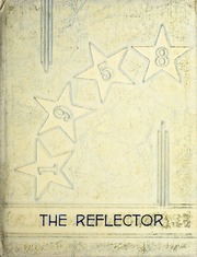 1958 Edition, Union Center High School - Reflector Yearbook (Wells County, IN)