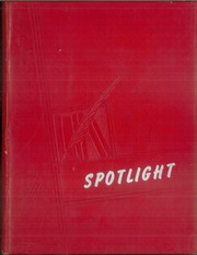 1951 Edition, Lucerne High School - Spotlight Yearbook (Lucerne, IN)