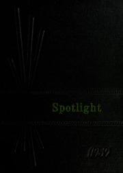 1959 Edition, Lucerne High School - Spotlight Yearbook (Lucerne, IN)