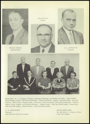 Page 11, 1956 Edition, Coal City High School - Jeffersonian Yearbook (Coal City, IN) online yearbook collection