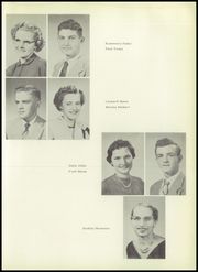 Page 17, 1956 Edition, Coal City High School - Jeffersonian Yearbook (Coal City, IN) online yearbook collection