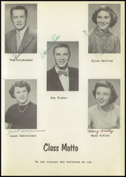Page 13, 1953 Edition, Union Mills High School - Annual Yearbook (Union Mills, IN) online yearbook collection