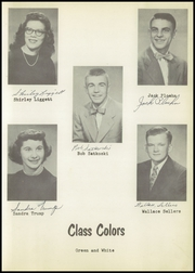 Page 15, 1953 Edition, Union Mills High School - Annual Yearbook (Union Mills, IN) online yearbook collection