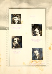 Page 17, 1937 Edition, Pleasant Mills High School - Spotlight Yearbook (Pleasant Mills, IN) online yearbook collection