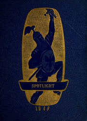 1949 Edition, Pleasant Mills High School - Spotlight Yearbook (Pleasant Mills, IN)