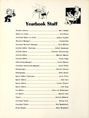 Page 10, 1953 Edition, Pleasant Mills High School - Spotlight Yearbook (Pleasant Mills, IN) online yearbook collection