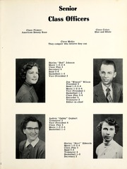Page 11, 1953 Edition, Pleasant Mills High School - Spotlight Yearbook (Pleasant Mills, IN) online yearbook collection
