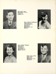 Page 12, 1953 Edition, Pleasant Mills High School - Spotlight Yearbook (Pleasant Mills, IN) online yearbook collection