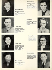 Page 8, 1953 Edition, Pleasant Mills High School - Spotlight Yearbook (Pleasant Mills, IN) online yearbook collection