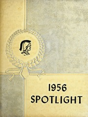 1956 Edition, Pleasant Mills High School - Spotlight Yearbook (Pleasant Mills, IN)