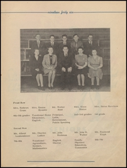 Page 15, 1946 Edition, Jefferson Center High School - Annual Yearbook (Columbia City, IN) online yearbook collection