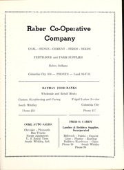 Page 81, 1949 Edition, Jefferson Center High School - Annual Yearbook (Columbia City, IN) online yearbook collection
