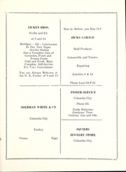 Page 85, 1949 Edition, Jefferson Center High School - Annual Yearbook (Columbia City, IN) online yearbook collection