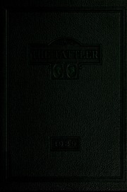 Niles High School - Tattler Yearbook (Niles, MI) online yearbook collection, 1929 Edition, Page 1