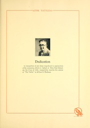 Page 7, 1930 Edition, Niles High School - Tattler Yearbook (Niles, MI) online yearbook collection