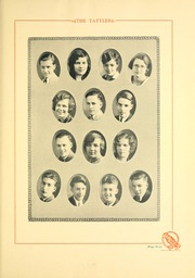 Page 9, 1930 Edition, Niles High School - Tattler Yearbook (Niles, MI) online yearbook collection