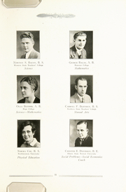 Page 15, 1932 Edition, Niles High School - Tattler Yearbook (Niles, MI) online yearbook collection