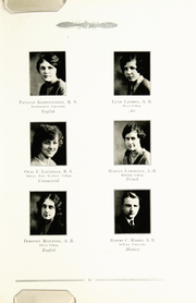 Page 17, 1932 Edition, Niles High School - Tattler Yearbook (Niles, MI) online yearbook collection