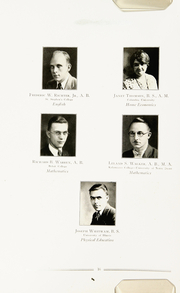 Page 20, 1932 Edition, Niles High School - Tattler Yearbook (Niles, MI) online yearbook collection