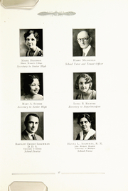 Page 21, 1932 Edition, Niles High School - Tattler Yearbook (Niles, MI) online yearbook collection