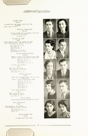 Page 25, 1932 Edition, Niles High School - Tattler Yearbook (Niles, MI) online yearbook collection