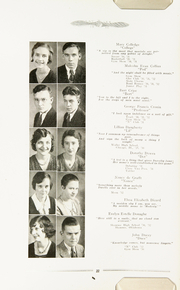 Page 26, 1932 Edition, Niles High School - Tattler Yearbook (Niles, MI) online yearbook collection