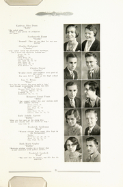 Page 27, 1932 Edition, Niles High School - Tattler Yearbook (Niles, MI) online yearbook collection