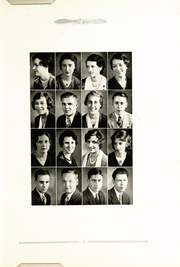 Page 9, 1932 Edition, Niles High School - Tattler Yearbook (Niles, MI) online yearbook collection