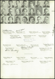 Page 10, 1937 Edition, Niles High School - Tattler Yearbook (Niles, MI) online yearbook collection