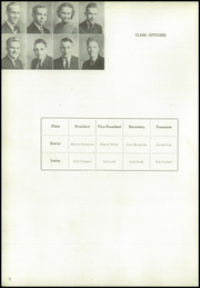 Page 12, 1937 Edition, Niles High School - Tattler Yearbook (Niles, MI) online yearbook collection