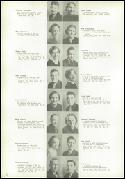 Page 14, 1937 Edition, Niles High School - Tattler Yearbook (Niles, MI) online yearbook collection
