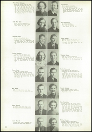 Page 16, 1937 Edition, Niles High School - Tattler Yearbook (Niles, MI) online yearbook collection