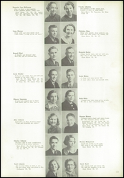 Page 17, 1937 Edition, Niles High School - Tattler Yearbook (Niles, MI) online yearbook collection