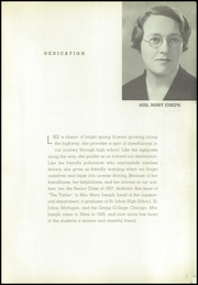 Page 7, 1937 Edition, Niles High School - Tattler Yearbook (Niles, MI) online yearbook collection